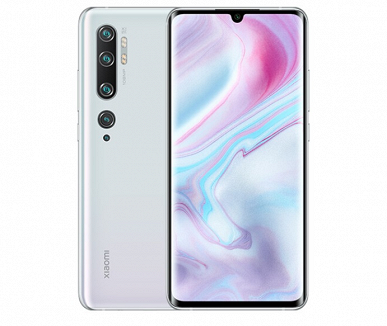 Стартовали продажи смартфона Xiaomi Mi CC9 Pro с пентакамерой на 108 Мп