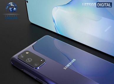 Samsung Galaxy S11 позирует на новых рендерах, максимально приближенных к реальности