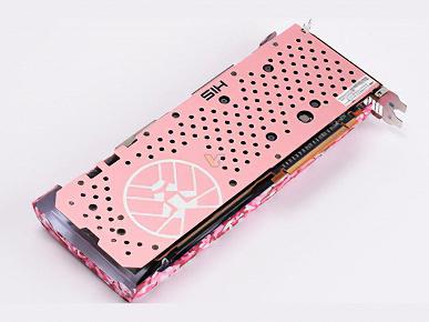 Голубая и розовая армия. Новые видеокарты Radeon RX 5700 XT выглядят крайне необычно