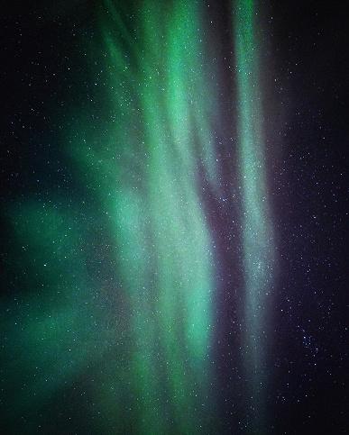 Съёмка северного сияния на смартфон — реальность, и всё благодаря Google