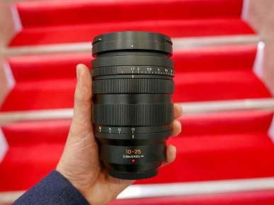 Появились новые изображения объектива Panasonic Leica DG Vario-Summilux 10-25 mm f/1.7