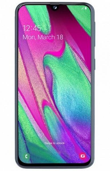 По 10 евро за мегапиксель: Samsung Galaxy A40 оснащен 25-мегапиксельной фронтальной камерой и оценен в 250 евро