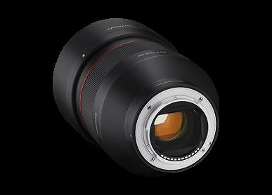 Представлен объектив Samyang AF 85mm F1.4 FE, названа цена