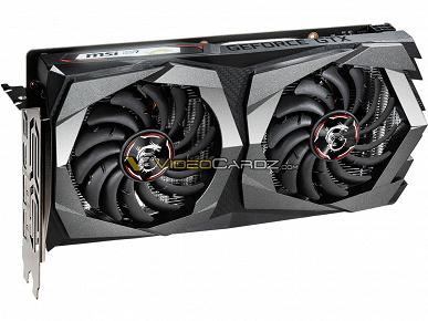 Галерея дня: различные модели видеокарты GeForce GTX 1650, включая модель с немалым разгоном GPU
