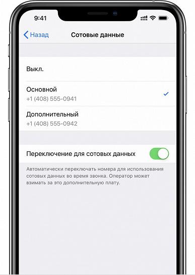 Россияне дождались двухсимочных iPhone. В России заработала технология eSIM