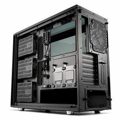 Компания Fractal Design представила корпус Define S2 Vision и вентиляторы Dynamic X2 PWM