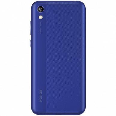 Опубликованы все характеристики и официальные изображения бюджетного смартфона Honor 8S