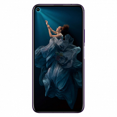 Первые «настоящие» официальные изображения флагманского смартфона Honor 20 Pro