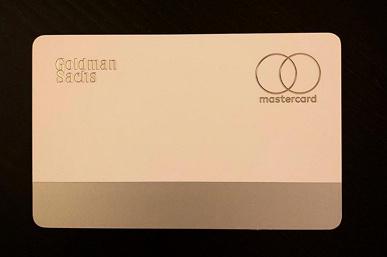 Фотогалерея дня: кредитная карта Apple Card» width=