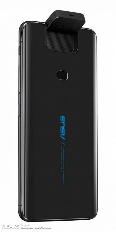 Asus ZenFone 6 — огромный аккумулятор, неизвестная дополнительная кнопка и конструкция с применением «жидкого металла»