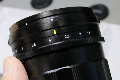 В июне ожидается выход объектива Voigtlander 21mm f/1.4 FE