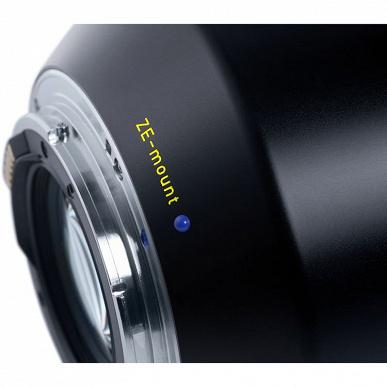 Стала известна цена объектива Zeiss Otus 100mm f/1.4