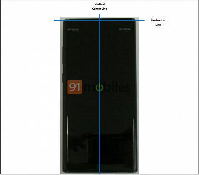 Галерея дня: американский регулятор опубликовал живые фото Samsung Galaxy Note10 и Note10+