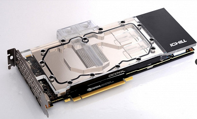 Inno3D представила огромное количество видеокарт GeForce RTX Super, включая модели с водоблоками