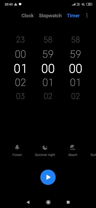 Новые изображения MIUI 11: будильник станет удобнее, калькулятор — функциональнее
