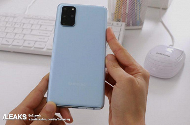 Samsung Galaxy S20, S20+ и S20 Ultra на фото и видео в руках за считанные часы до анонса