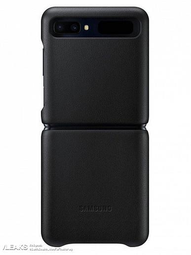 А вот тот самый чехол для Samsung Galaxy Z Flip за 100 долларов
