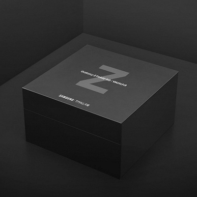 Samsung подготовила новую специальную версию смартфона Galaxy Z Fold 2