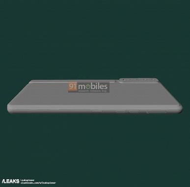 Его невозможно спутать с другими смартфонами. Первые изображения и характеристики LG Stylo 7