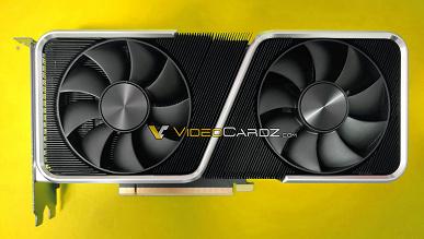 Первая среднебюджетная видеокарта Nvidia нового поколения. Первые фотографии GeForce RTX 3060TiFoundersEdition
