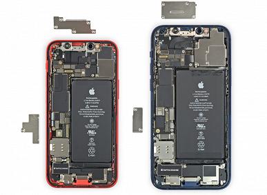 Внутренности самого компактного флагманского смартфона последних лет. iFixit разобрали iPhone 12 mini