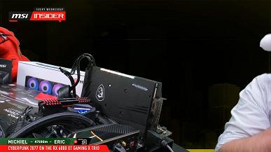 Компания MSI показала видеокарту Radeon RX 6800 XT Gaming X Trio и подтвердила выпуск модели RX 6900 XT Gaming X Trio