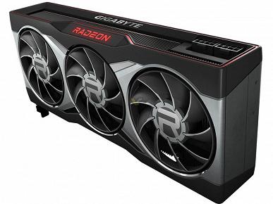 Первая пошла. Gigabyte Radeon RX 6900 XT на официальных рендерах