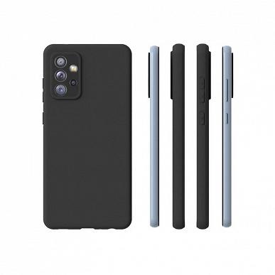 Первый взгляд на SamsungGalaxyA72 — среднебюджетный смартфон, которому приписывают камеру с оптической стабилизацией