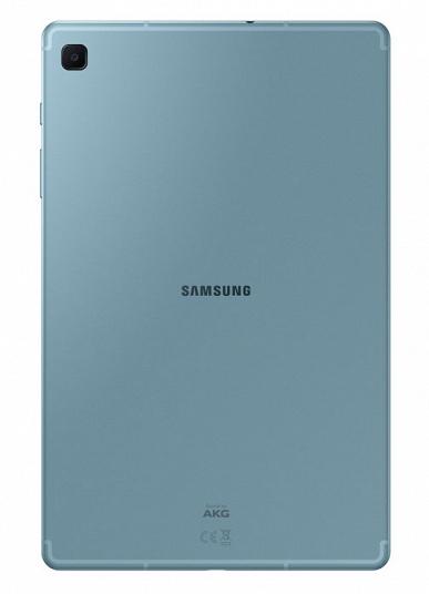 Samsung Galaxy Tab S6 Lite порадует любителей тонких металлических планшетов