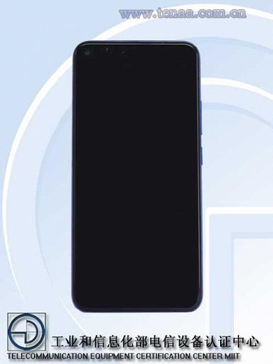 Характеристики и фотографии грядущего недорогого смартфона Vivo