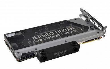 Больше двух в одни руки не давать! Начались продажи видеокарт EVGA GeForce RTX 2080 Ti XC Hydro Copper Gaming