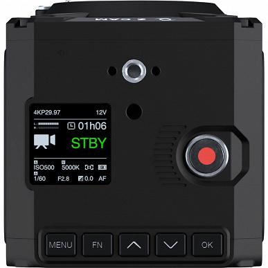 Камера Z Cam E2-M4 позволяет снимать видео 4K, выводя 12-битный поток ProRes Raw по HDMI