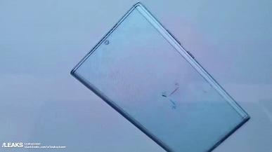 Samsung Galaxy Note20 засветился на изображениях CAD