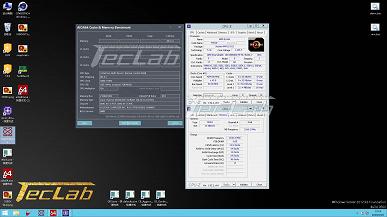 Ryzen 7 4700GE демонстрирует работу с памятью на частоте 4333 МГц. И это предсерийный образец