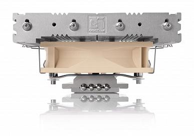 Louqe и Noctua представили систему охлаждения процессора для компьютеров в корпусах Louqe Ghost S1
