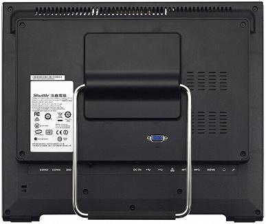 Основой Shuttle XPC X50V7U3 служит процессор Intel Core i3-8145U с пассивным охлаждением