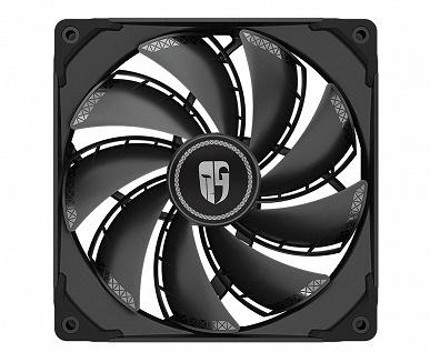 Вентиляторы DeepCool Gamer Storm TF-120S и TF-140S лучше всего подходят для монтажа на радиаторах