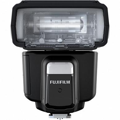 Представлена первая вспышка Fujifilm с радиоуправлением