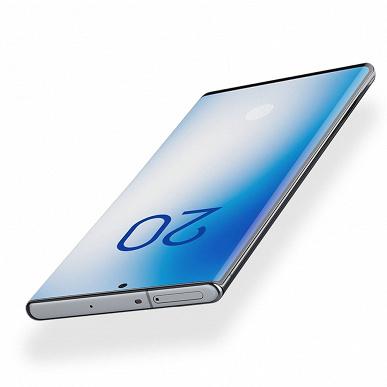 Samsung Galaxy Note20 Ultra получит «урезанные» 120 Гц