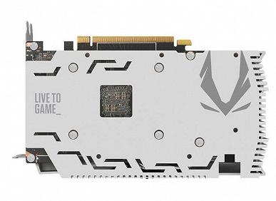 Видеокарта Zotac GeForce RTX 2060 Super OC White Edition адресована тем, кто подбирает компоненты для системы белого цвета