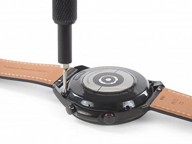 Специалисты iFixit высоко оценили ремонтопригодность умных часов Samsung Galaxy Watch3