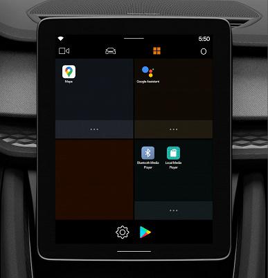 Большой анонс Google о платформах Android Auto и Android Automotive OS