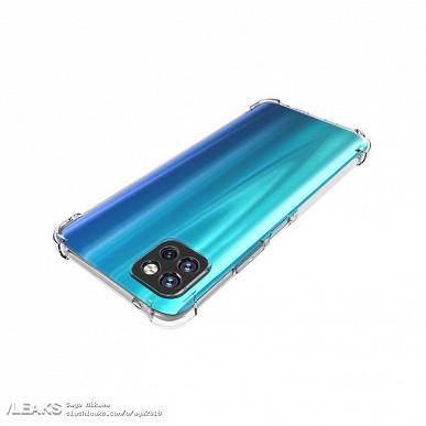 Самый доступный 5G-смартфон Huawei впервые показали со всех сторон
