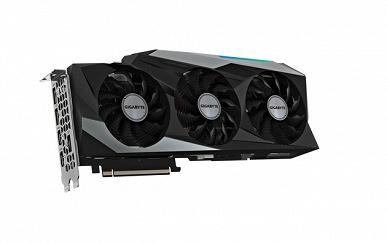 Три вентилятора — это стандарт. Gigabyte подготовила два варианта GeForce RTX 3090 и два RTX 3080