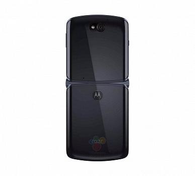 А Samsung так не смогла. Motorola Razr 5G может стать первым гибким смартфоном с защитой от воды