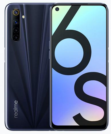 Недорогие 90 Гц и NFC. Начались продажи Realme 6s в России