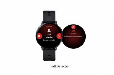 Возможности Samsung Galaxy Watch 3 добавлены в прошлогодние Galaxy Watch Active 2