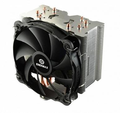 Системы охлаждения Enermax ETS-F40 рассчитаны на процессоры с TDP до 200 Вт