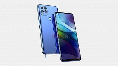 Новая Motorola со стилусом во всех подробностях. Рендеры и характеристики смартфона