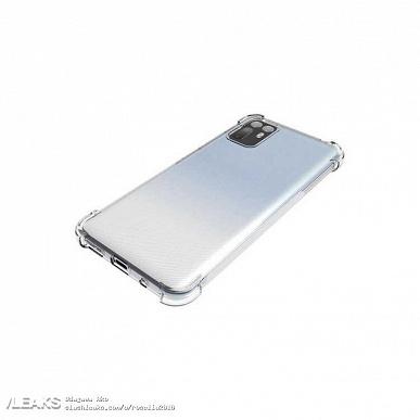 Первые изображения HTC Desire 21 Pro